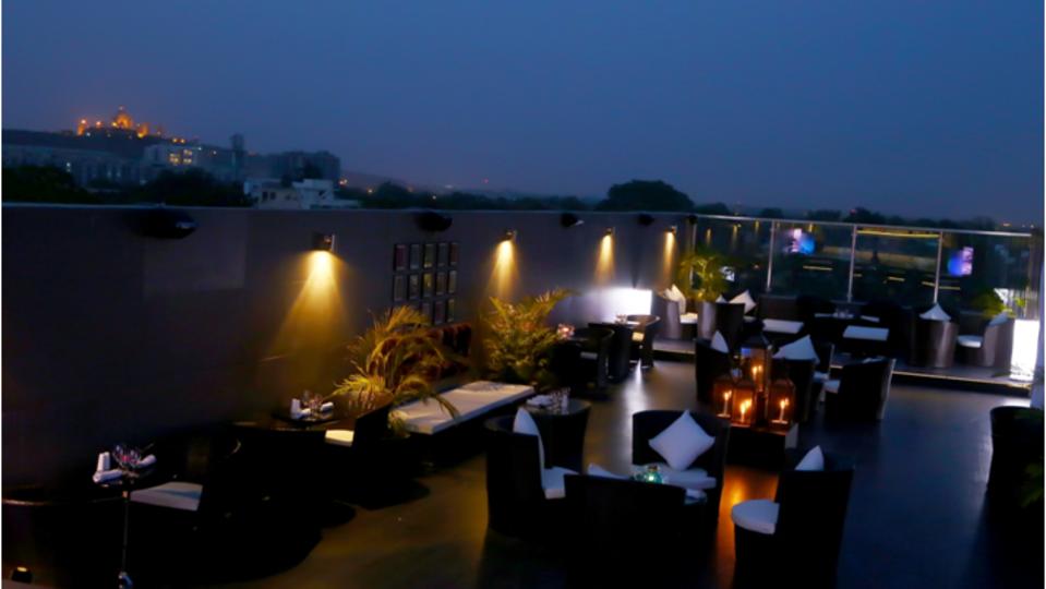SKKY 63 - Bar and Lounge Park Plaza Jodhpur 2