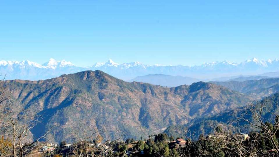 Ojaswi Himalayan Resort, Mukteshwar Nainital hr1