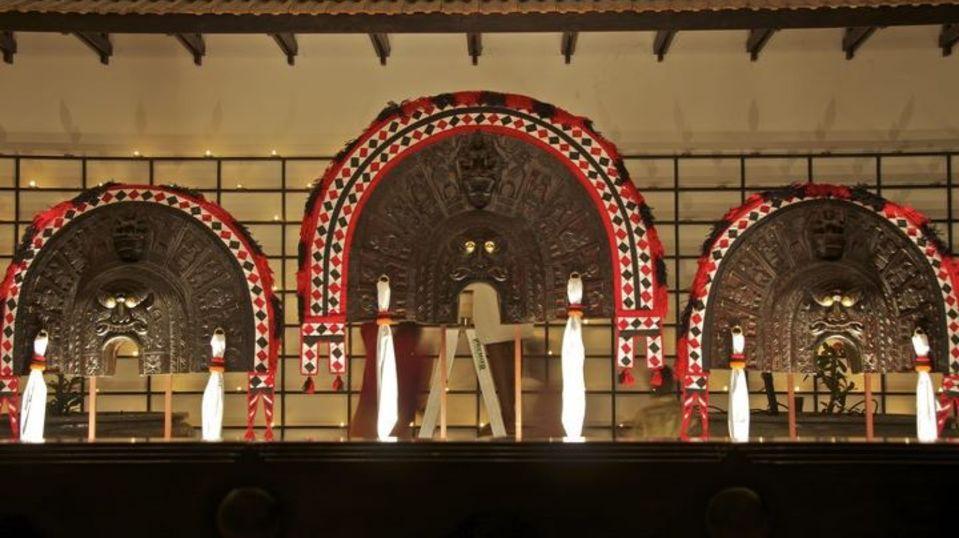 Lobby Vasundhara Sarovar Premiere Vayalar 10