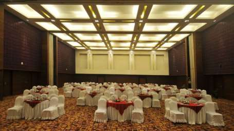 Ball Room and Wedding Hall at The Orchid Hotel Pune - 5 Star Hotel in Balewadi Pune
