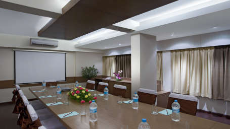 Kapila Business Hotel, Pune Pune Board Room at Hotel Kapila Pune 2