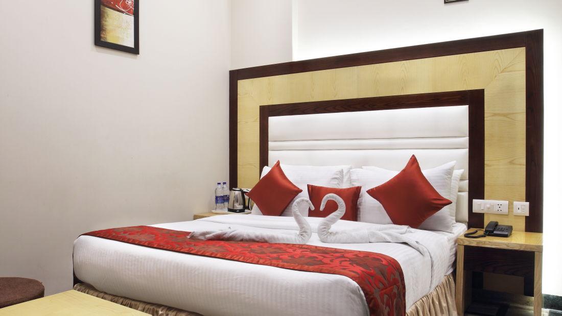 Hotel Hari Piorko - Paharganj, New Delhi New Delhi Executive Room Hari Piorko Paharganj New Delhi 6