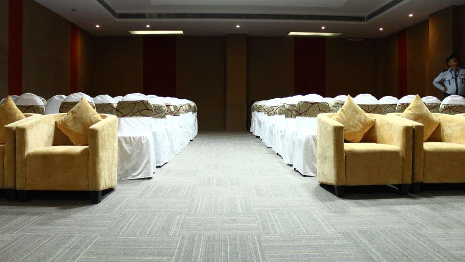 Hotel Nidhivan Sarovar Portico, Mathura Mathura Banquet Hall Hotel Sarovar Portico Mathura 7