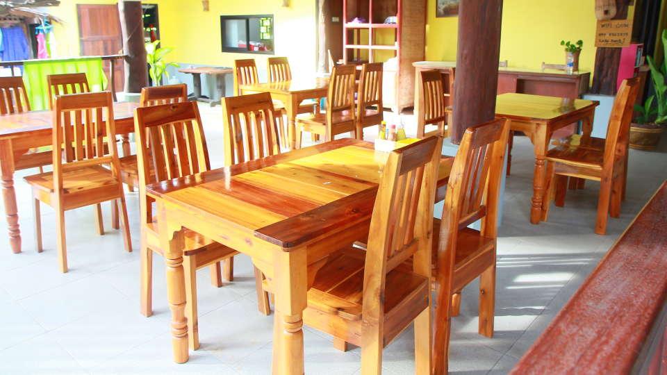 Koh Yao Beach Bungalows, Koh Yao Noi, Thailand Koh Yao Restaurant Koh Yao Beach Bungalows Koh Yao Noi Thailand 2