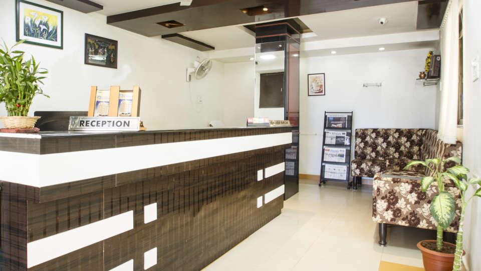 Hotel New Sreekrishna Residency, Hyderabad Hyderabad Reception Hotel New Sreekrishna Residency Hyderabad