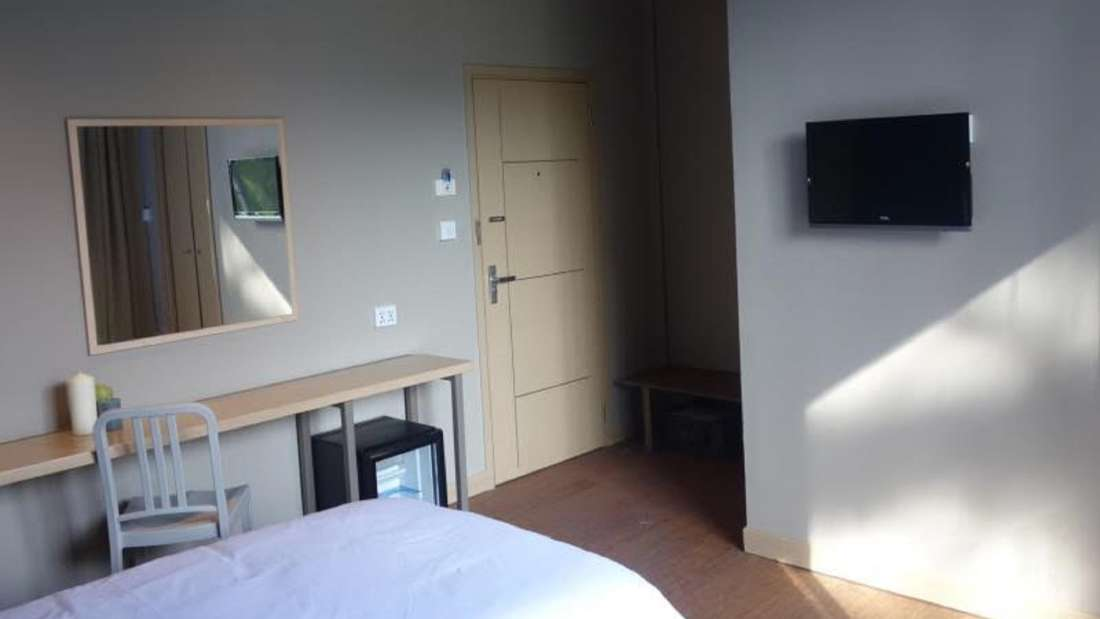The Beacha Club Hotel, Krabi, Phi Phi Islands Krabi Standard Twin Room The Beacha Club Hotel Krabi Phi Phi Islands