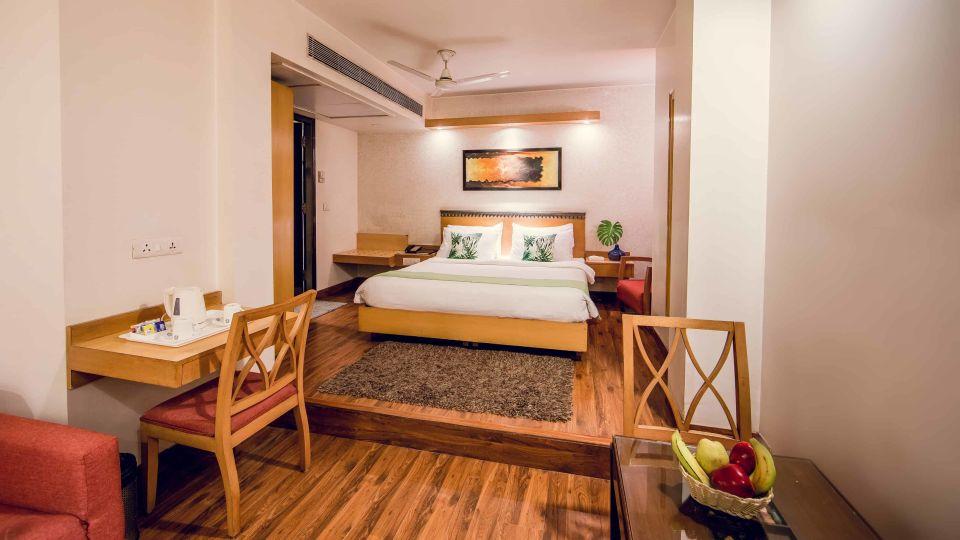 Studio Suite Rockland  Hotel Chittaranjan Park New Delhi Hotel near Greater Kailash 2