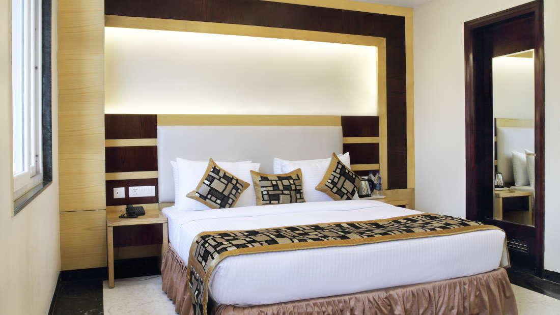 Hotel Hari Piorko - Paharganj, New Delhi New Delhi Executive Gold Hote Hari Piorko Paharganj New Delhi 4