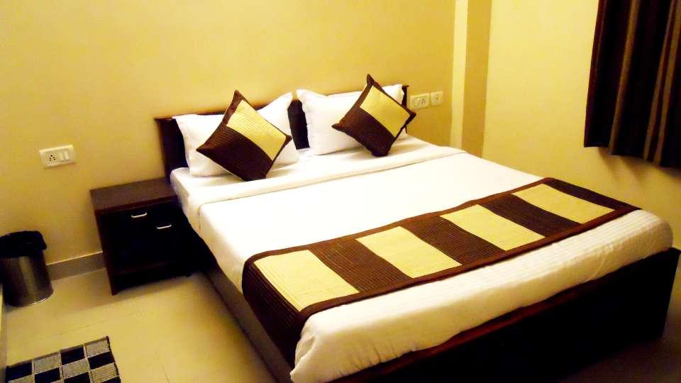Jaipur Residences, Vaishali Nagar Jaipur Deluxe Room Hotel Jaipur Residences Vaishali Nagar 1