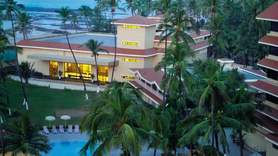 Facade of The Retreat Hotel and Convention Centre Madh Island Mumbai - Best Hotels in Madh Island