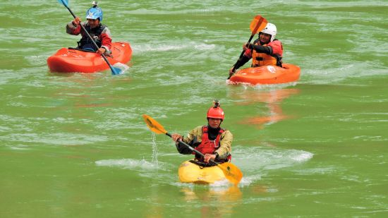 Aloha On the Ganges Rishikesh River Rafting 5 Aloha on the Ganges Hotel Rishikesh
