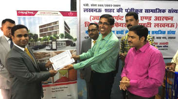 CSR at Hotel Levana in Lucknow