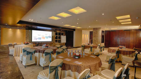 Iris 1 2 Banquet Hall Levana Hotel Hazratganj Events in Lucknow