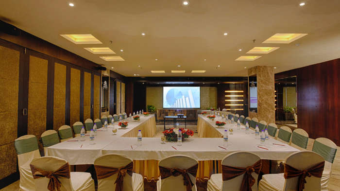 Banquet Hall Levana Hotel Hazratganj Budget Hotels in Lucknow