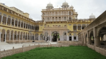 Rani Sati Temple-1, Temples to visit in Sikar-1, Anand Bagh Resort & Spa by Ananta-4
