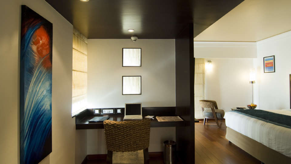 Iris Hotel Bangalore Iris Club Suite 1 at Iris Hotel on Brigade Road Bangalore
