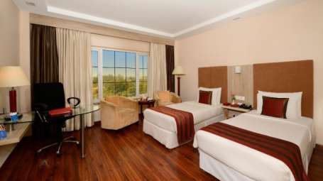 Superior Rooms at Nidhivan Sarovar Portico Vrindavan, rooms in mathura 1