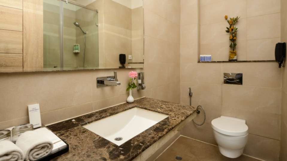Vrindavan Hotel Rooms Nidhivan Sarovar Portico Vrindavan Stay Near Mathura