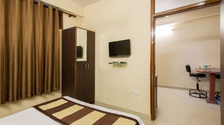 Jaipur Residences, Vaishali Nagar Jaipur Bedroom with Lving Room and Pantry Jaipur Residences Vaishali Nagar 3