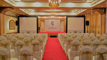 Banquet Hall at Kohinoor Lodge - Dadar Mumbai 10