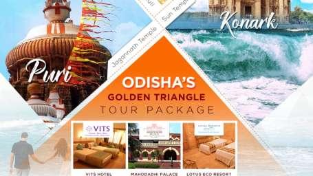 Tour Packages in Konark  Lotus Eco Beach Resort  resort in Konark