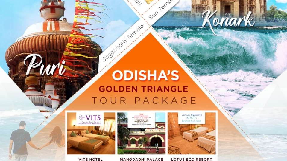 Tour Packages in Konark, Lotus Eco Beach Resort, Resort in Konark