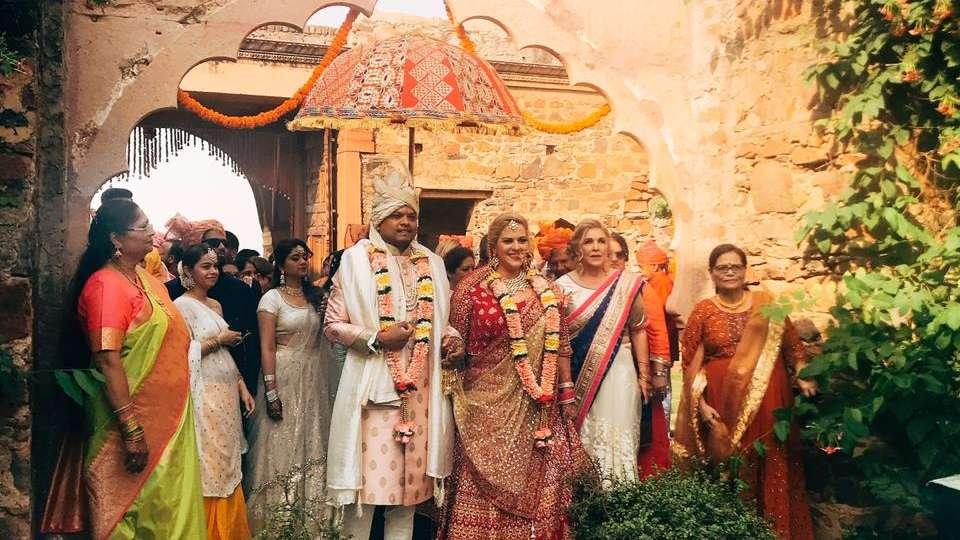 Destination weddings in Rajasthan at Tijara Fort-Palace, Alwar Hotels 11