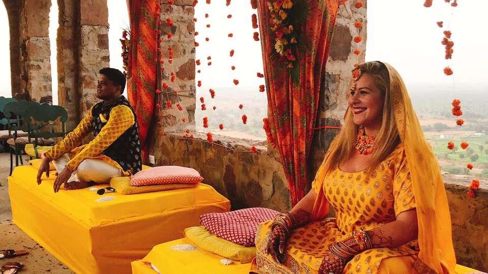 Destination weddings in Rajasthan at Tijara Fort-Palace, Alwar Hotels 2