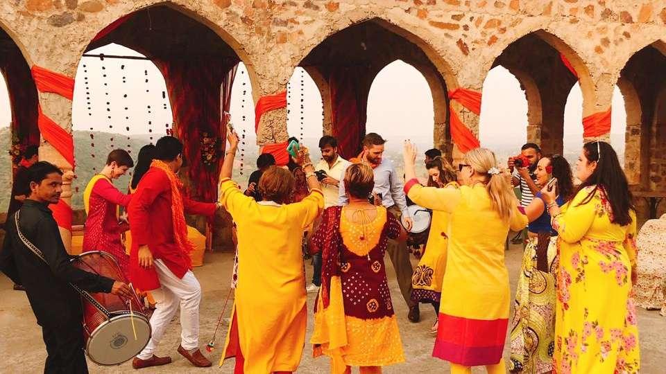 Destination weddings in Rajasthan at Tijara Fort-Palace, Alwar Hotels 3
