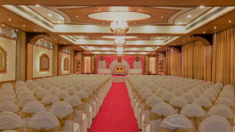 Banquet Hall at Kohinoor Lodge - Dadar Mumbai 16