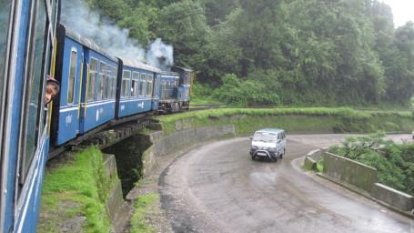 Toy train Summit Hermon Resort and Spa Darjeeling