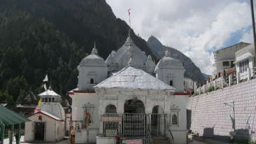 Gangothri Dham by Chardham Camps by Leisure Hotels