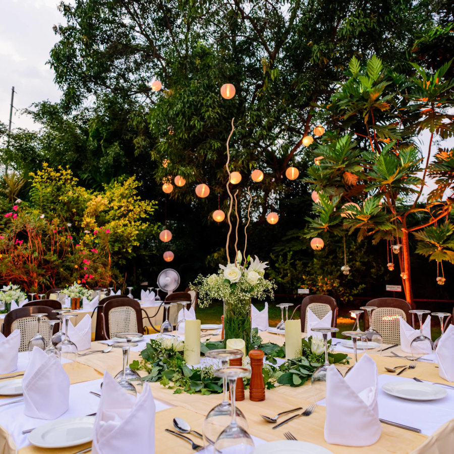 Heritage Village Resort and Spa  Boutique Resorts Goa  Exclusive Dining Experience 2
