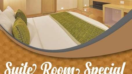 Suite Room Special at VITS Hotel Mumbai