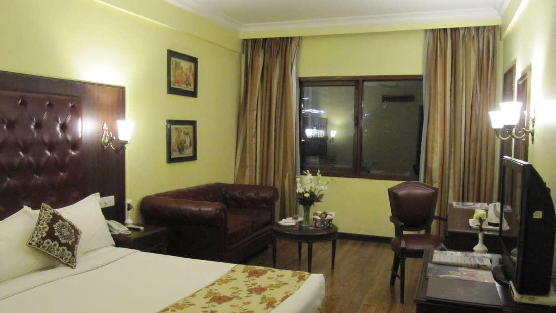Superior Double King Size Hotel Ritz Plaza Amritsar 2