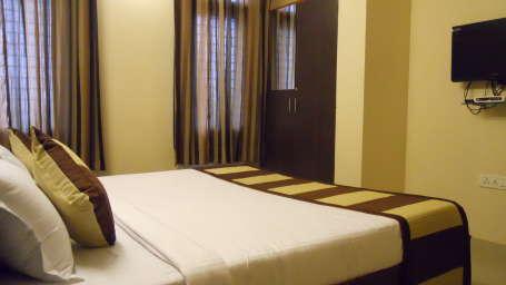 Jaipur Residences, Vaishali Nagar Jaipur Deluxe Room Hotel Jaipur Residences Vaishali Nagar 5