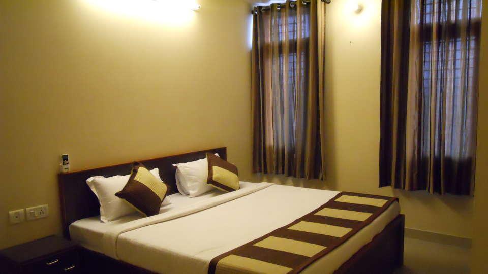 Jaipur Residences, Vaishali Nagar Jaipur Deluxe Room Hotel Jaipur Residences Vaishali Nagar 3