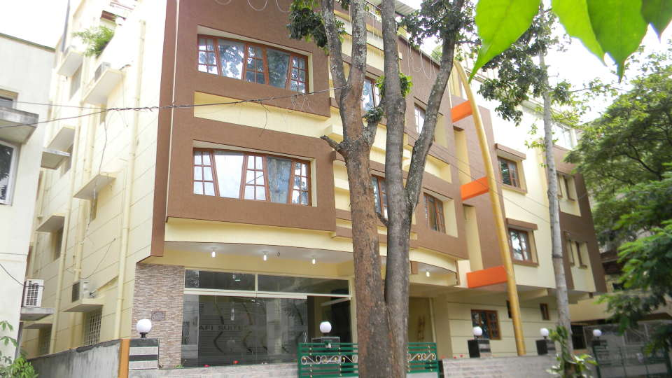Wafi Suites, Bangalore Bangalore Facade 2