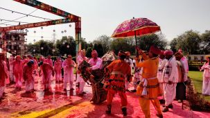 ULP Holi 2020 - Celebrations 3