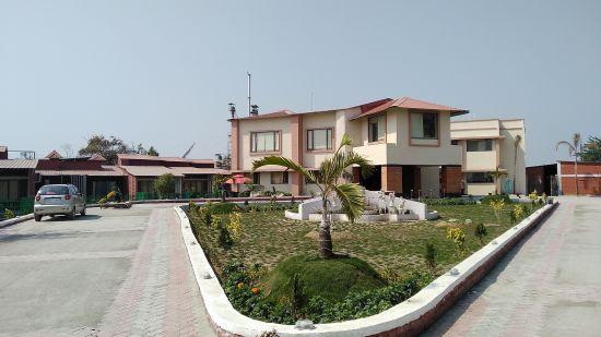 Exterior View of Gargee Surya Vihar Hotels Resorts 3 Aurangabad Hotels