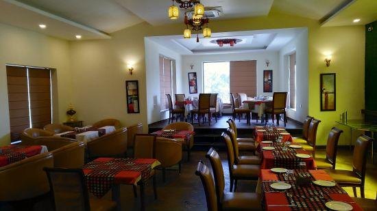 Gandhali at Gargee Surya Vihar Hotels Resorts 3 Aurangabad Hotels, restaurant in Aurangabad Bihar