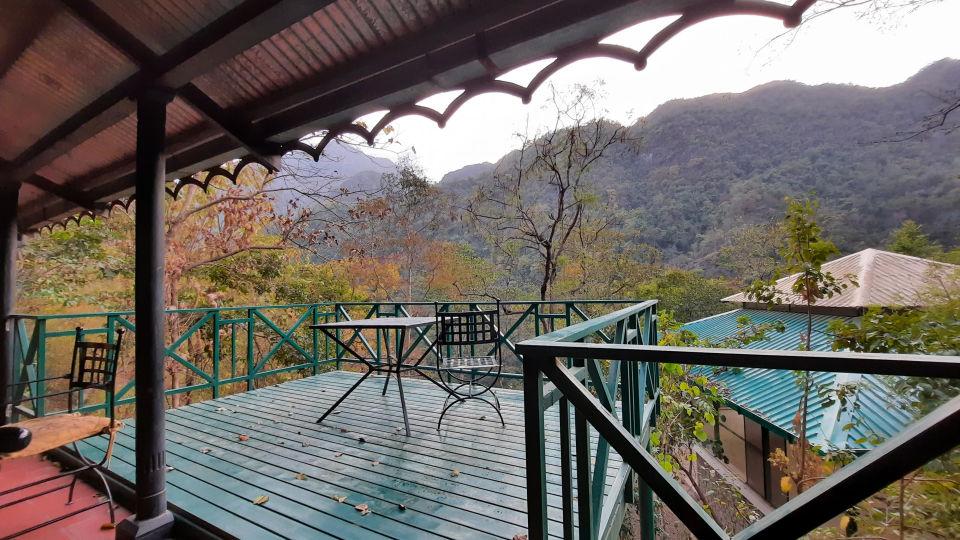 terrace sitout
