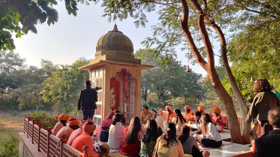 Krishna Temple Aarti - ULP