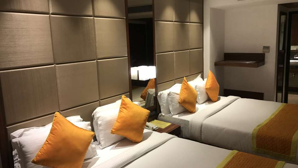 Family Suite Hotel Southern New Delhi 5