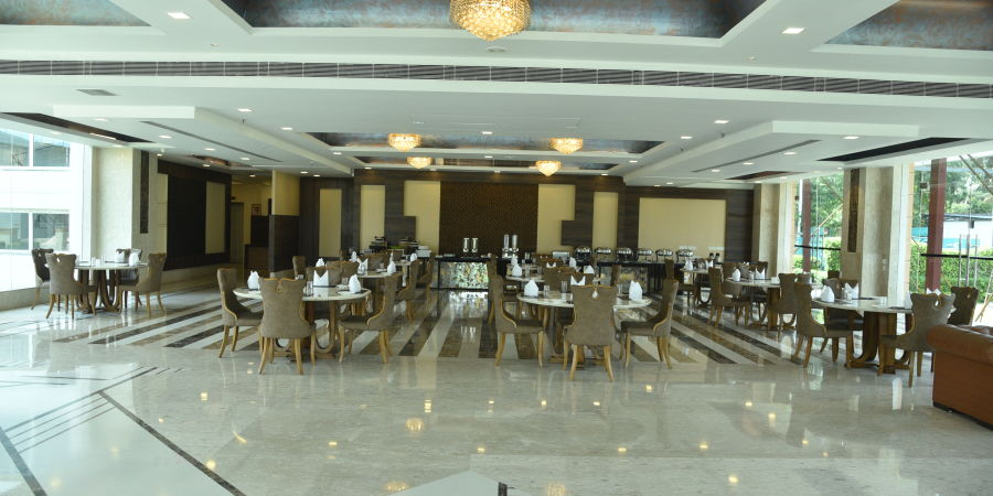 alt-text 1 Restaurant in Delhi, U Kitchen at OPULENT HOTEL BY FERNS N PETALS, Dine In Delhi 0655