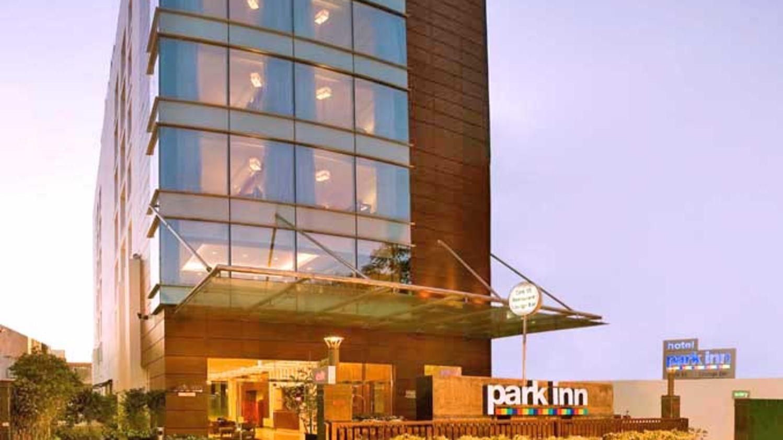 Facade at Park Inn, Gurgaon - A Carlson Brand Managed by Sarovar Hotels, best hotel in gurgaon32