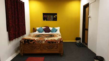 Family Room at Greenlands Youth Hostel Kodaikanal Tourists Home 1