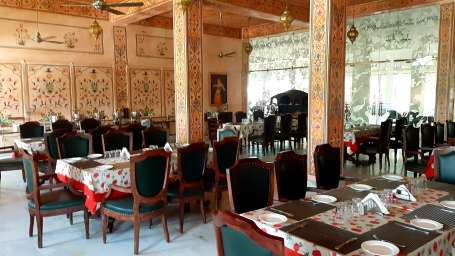 Rathore Durbar - All Day Dining Restaurant 2