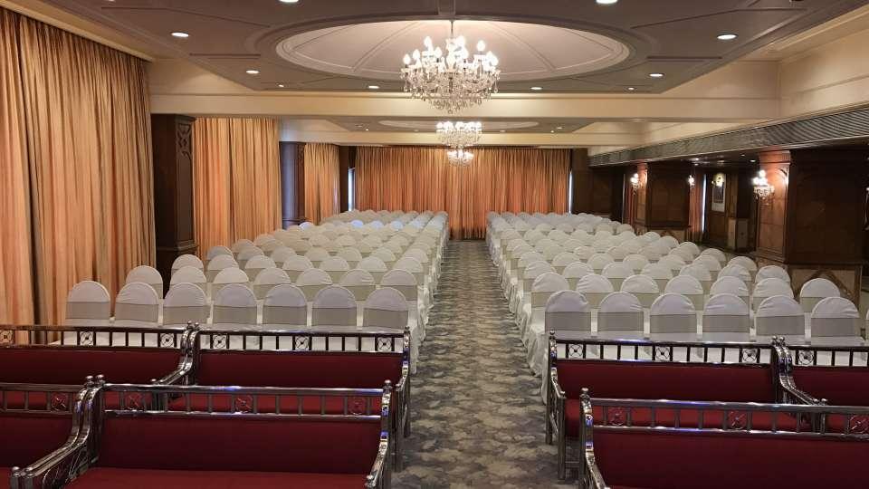Banquet Hall at Kohinoor ATC - Dadar Mumbai 4