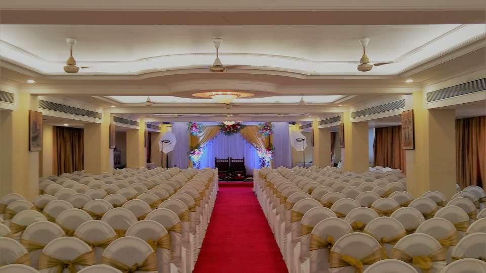 Banquet Hall at Kohinoor Lodge - Dadar Mumbai 13